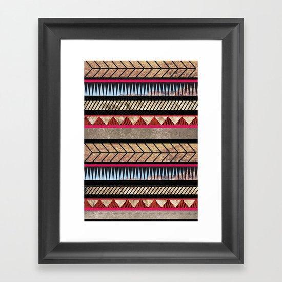 AKELA Framed Art Print