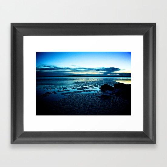 Trueness Framed Art Print