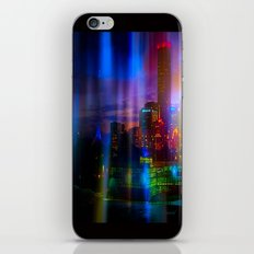 Behind the curtain 2 (Melbourne) iPhone & iPod Skin