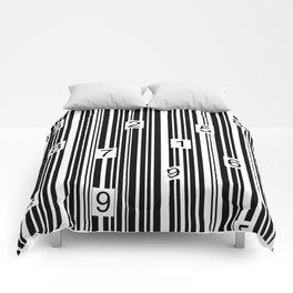 Barcode Comforters