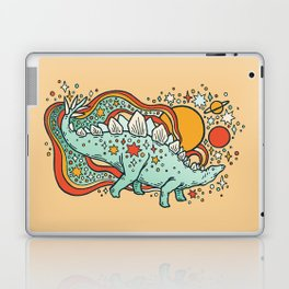 Star Stego | Retro Reptile Palette Laptop & iPad Skin