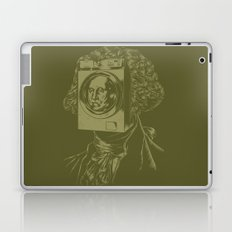 George WASHINGton Machine Laptop & iPad Skin