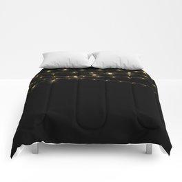 Gold rich Glitter Chain- Treasure Sparkle Comforters