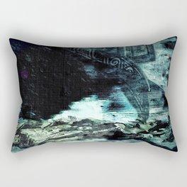 Shoved: Victoria - The Dweller in the Dark Rectangular Pillow