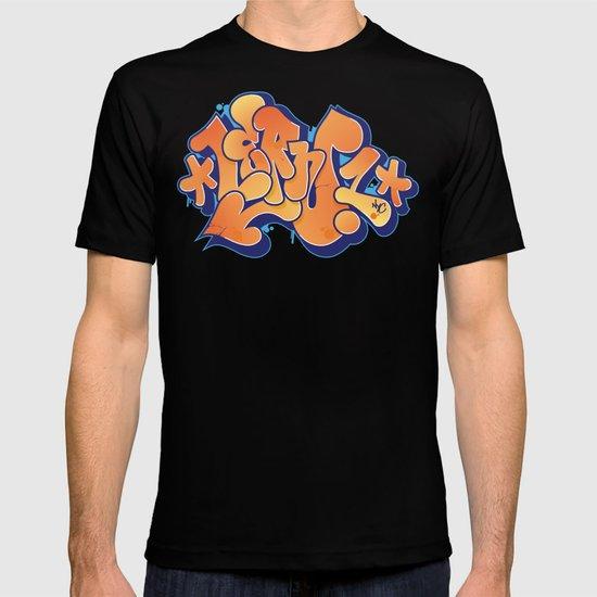Lern 1 Bubblegum Graffiti NYC T-shirt