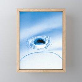Fluid Dynamics Framed Mini Art Print