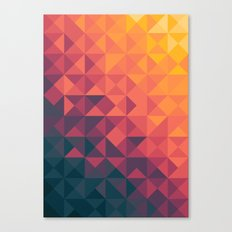 Infinity Twilight Canvas Print