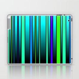 Fresh Blue Laptop & iPad Skin