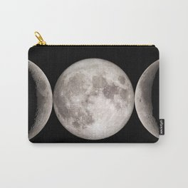 Triple Moon Carry-All Pouch