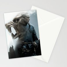 The Hound's Fall Stationery Cards