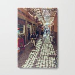 Morocco 49 Metal Print