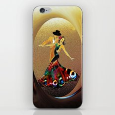 DANCERS - La Fiesta iPhone & iPod Skin