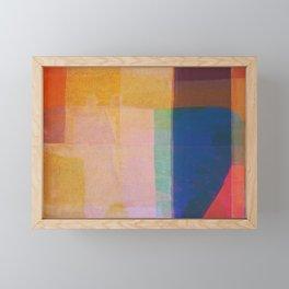 Hippo Sunken Framed Mini Art Print