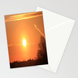 Beautiful morning breath Stationery Cards