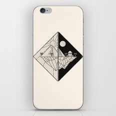 Magicians of the Gods iPhone & iPod Skin
