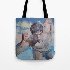 Runner Tote Bag