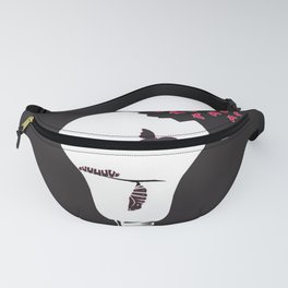 Think: Give yourself Time Fanny Pack