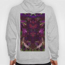 Exoskeleton Purple Hoody