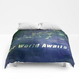 Double Helix Comforters