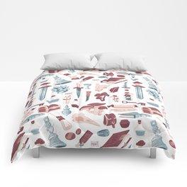 Fantasy pattern Comforters