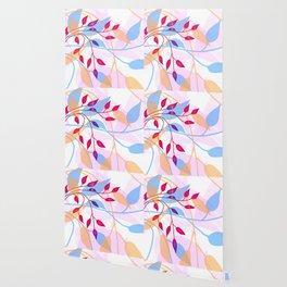 bright Flood of Leafs Wallpaper