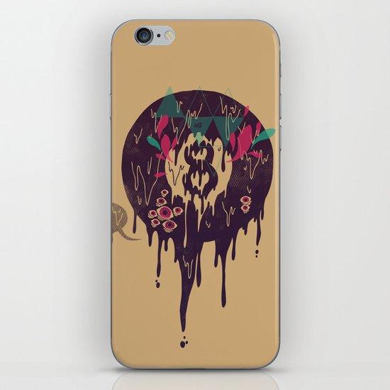 Bad Omen iPhone & iPod Skin
