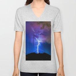 Monsoon Trippin Unisex V-Neck