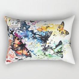 """Scattered"" Rectangular Pillow"