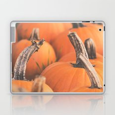 pumpkin season. Laptop & iPad Skin