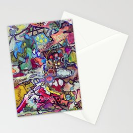 The Scroll: 66 Days Later Stationery Cards