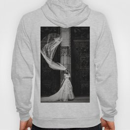 Black and White Bride Hoody