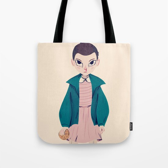 Eleven Tote Bag
