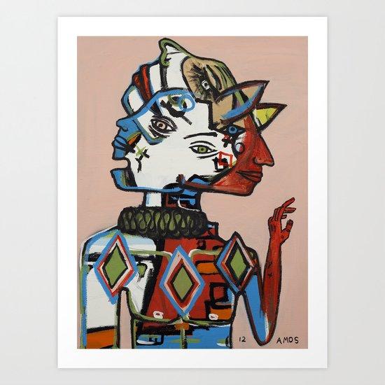 Dispositionism Art Print