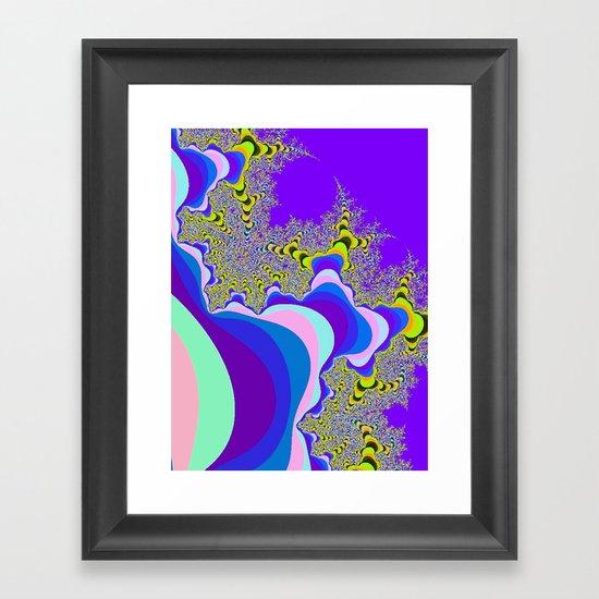 F 3 Framed Art Print
