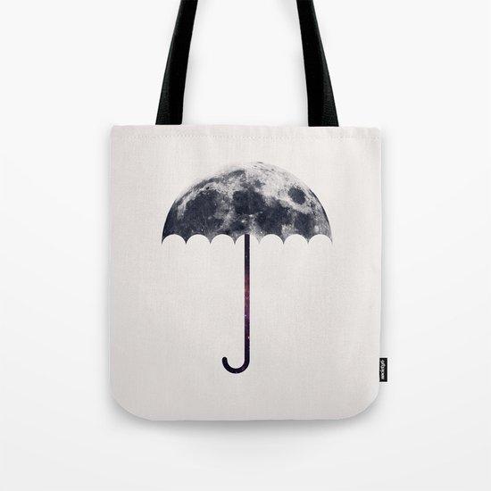 Space Umbrella II Tote Bag