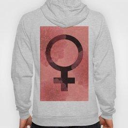 Female Symbol Hoody