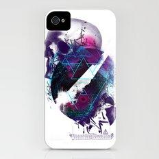 Orbital Destroyer iPhone (4, 4s) Slim Case