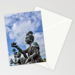 Of Humble offerings Stationery Cards