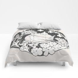Spring Wren Comforters