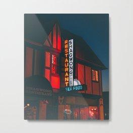 Shagwong Tavern 01 Metal Print