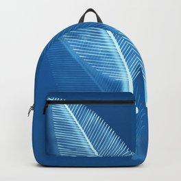 Blueprint Leaves Backpack