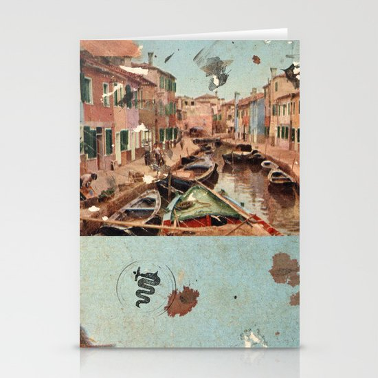 Little Italy Stationery Cards
