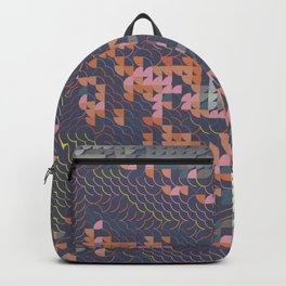 Digital expressionism 022 Backpack