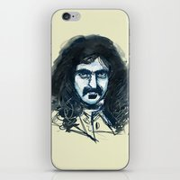 zappa iPhone & iPod Skins featuring Zappa by Katie Bumdesu Whittle