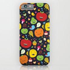 Fruticas pattern Slim Case iPhone 6s