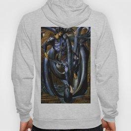 "Edward Burne-Jones ""The Doom Fulfilled (Perseus Slaying the Sea Serpent)"" Hoody"