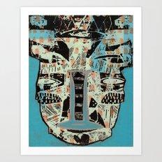 ascndmstr2 Art Print