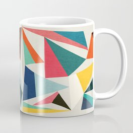 Collection of pointy summit Coffee Mug
