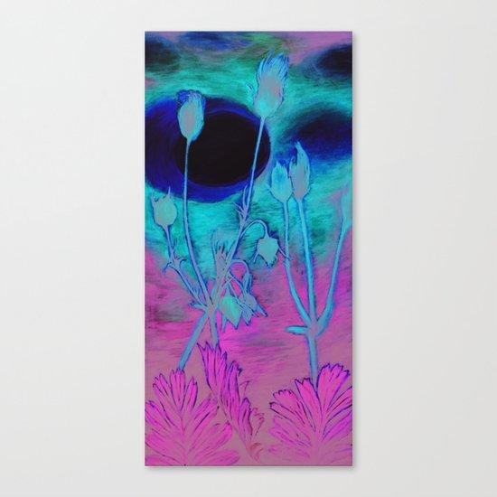 Prairie Sunset Canvas Print