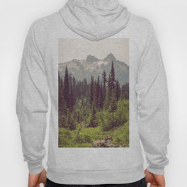 Faraway - Wilderness Nature Photography Hoody
